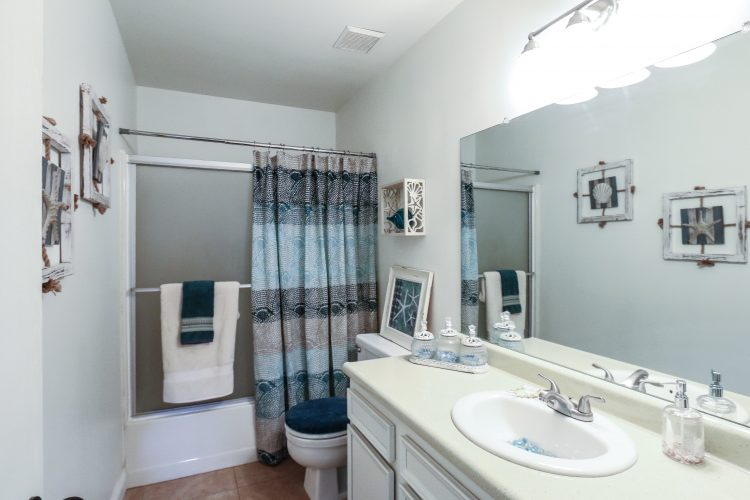 photo of Sierra Meadows bathroom