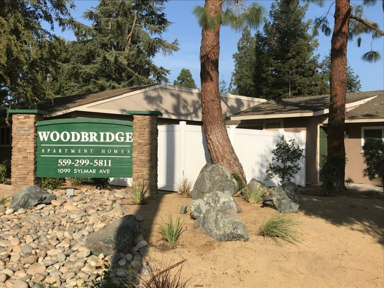 Woodbridge Sign
